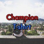 チャンピオン・Tシャツ30着!メンズ人気のアメリカンヴィンテージ集結【2018】