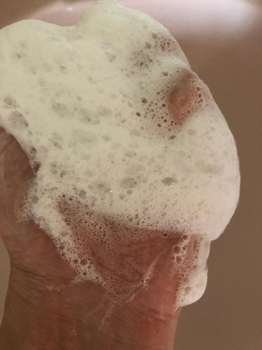 Brater 洗顔 レビュー